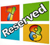 7/8 reserved icon